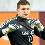 Joe Bendik é o novo goleiro do Orlando City SC.