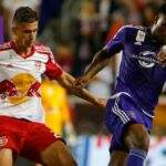 Orlando City cai diante do New York Red Bulls