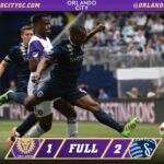 Orlando City cai diante do Sporting Kansas City