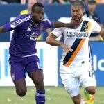 Orlando City cai diante do LA Galaxy