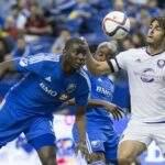 Orlando City domina partida contra Montreal e entra na zona de classificação dos playoffs